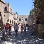 Rhodes town im guessin