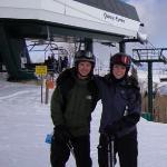 Black Tie Skis, Helmets and Poles