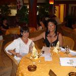Le restaurant l'Atlantis. Excellent