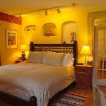 Santa Fe Suite's bedroom