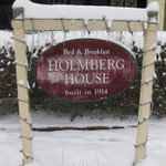 Holmberg House Bed and Breakfast Foto