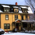 debary inn summit nj with snow
