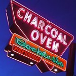 Charcoal Oven Vintage Neon Sign