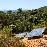 First 100% solar powered hotel in the world.
