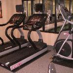 New Treadmills.