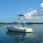 The 33' Strike boat upgrade.