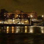 Riksdagshuset from Strombron Bridge