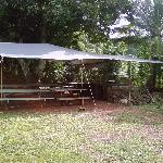 community meeting area for weekly cheap meals! Excellent value!$$$