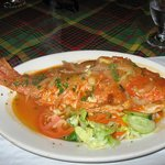 Red Snapper Creole-Delicious!