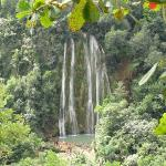 Salto De Limon. The #1 think to see in the dominican. 30 metres high.
