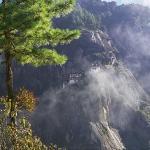 ..tam gdzie mieszka tygrys ... Bhutan