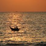 Fishermen - Andaman evening