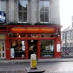 The Coffee Shop where JK Rowling started writing the Harry Potter books.