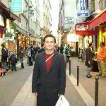Boulevard St. Germain Foto