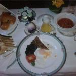 breakfast superb