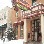 The ROchester Hotel