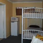 Kelly Country Motel bunk beds
