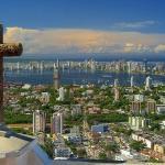 Vista de la ciudad desde el Cerro de La Popa (23749304)