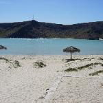 Best beach:  Bahia de Balandra