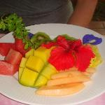 breakfast, course 1