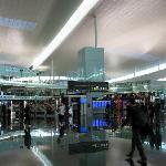 BCN airport - new Terminal 1