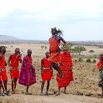 El vuelo de los Masai