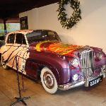 John Lennon's Mercedes, Sarasota Classic Car Museum