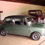 Paul McCartney's Mini Cooper, Sarasota Classic Car Musem