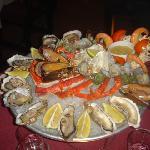 Notre plateau de fruits de mer