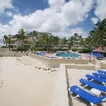 White Sand Beach Right Outside Your Villas, Private For Our Guests Only
