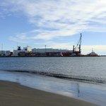 Port Taranaki Walkway Photo