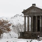 Garni Temple is the only Hellenistic temple in the CIS