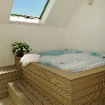 large spa pools