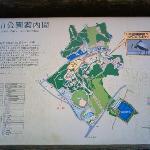 悠久山地図