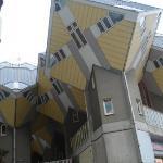 Cubic Huis, Rotterdam October 2009