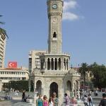 Clock tower in Konak