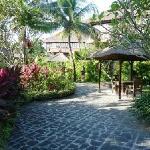 les jardins du Tugu Bali