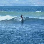 Surfeurs Canggu Beach