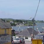 View of the harbour