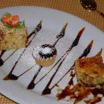 assaggi di dessert