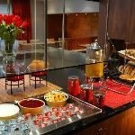 Breakfast Residence Inn Montreal Westmount