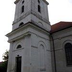 Klassizistische Kirche Roedlin