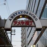 Ueno / Ameya Yokocho (Ameyoko)Japan - Tokyo - Yanaka - Copyright © 2009 PoPPaP - iptc@poppap