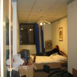 3 pers. room interior