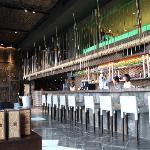 The lovely but always empty Zulu bar
