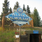 Foto de The Alaska Salmon Bake