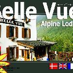 Bellevue Alpine Lodge webpage summer page