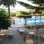 terrasse/piscine