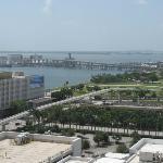 Vista desde el Hilton