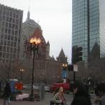 The Church on Copley Square.